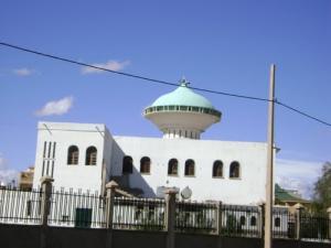 Mosquée Hamza à Tébéssa