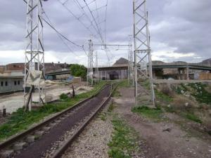 La gare ferroviaire