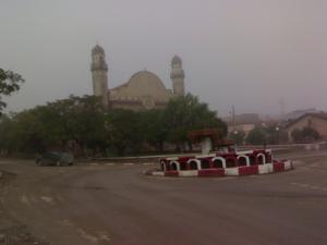 La Mosquée de El Arbi Tébéssi (Centre ville de Tébéssa)