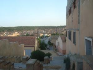 Urbanisme aux alentours de Tiaret