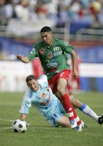 اللاعب الجزائري لكرة القدم فريد غازي