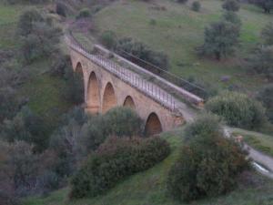 Pont Ferroviaire de l'époque coloniale aux environs de Tizi ouzou