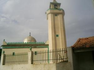 Mosquée Aarouss de Tizi ouzou