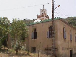 Mosquée du village de Tanalt