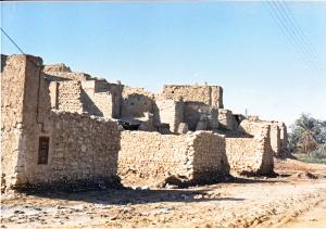 أبنية قديمة بمدينة تماسين