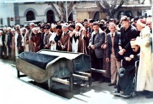 جنازة الشيخ فضيل اسكندر