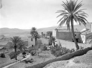 منظر شامل لقرية بوغاري في سنة 1935