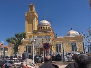 المسجد العتيق لمدينة سور الغزلان