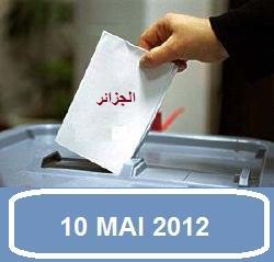 تشريعيات 2012 - '' اصوت للجزائر