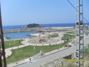 Le Port de Tigzirt (Juin 2008)