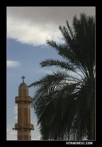 جامع الزاوية الكبيرة بالقرب من بلدية كرزاز