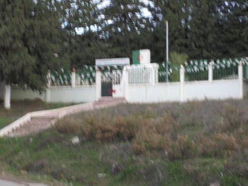 Le Cimetière des Chouhada à Boudjima (Wilaya de Tizi ouzou)