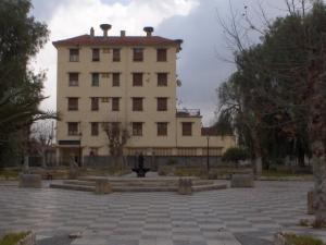 مدرسة فكتور هيڨو ببلدية سور الغزلان