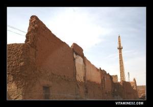 القصر القديم لمدينة تمنطيط