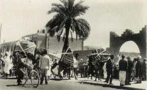 السوق المحلي لمدينة بسكرة (الفترة الإستعمارية)