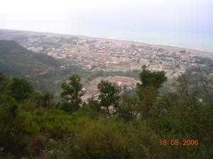 منظر شامل لمدينة ملبو