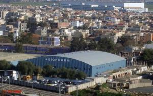 Siège de la société pharmaceutique Biopharma