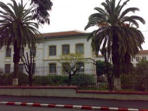 Ecole polytechnique à Alger