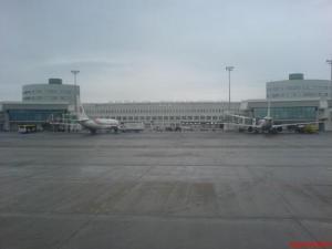 Aéroport Houari Boumediene à Alger