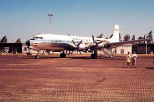 Aiéroport Houari Boumediene en 1971