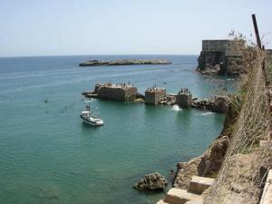 La Pointe de Raiss Hamidou (Côte d'Alger)