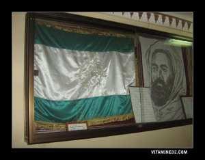 العلم الوطني الجزائري في عهد الأمير عبد القادر