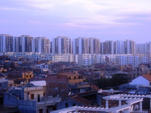 Cit� Les Bananier (Centre ville d'Alger)