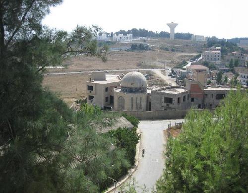 Nouvelle Ambassade De Palestine - (Commune de Dely-Ibrahim)