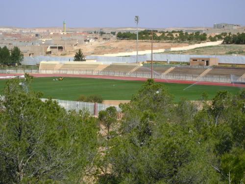 Stade de Football à Djelfa