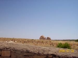 Un marabout à Dar Chioukh (Wilaya de Djelfa)