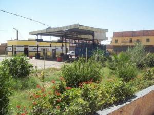 Petit Jardin sur la route d'Ain Oussera