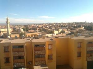 Vue d'ensemblesur la ville de Djelfa