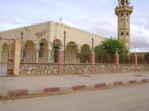 Mosquée Nour à Djelfa