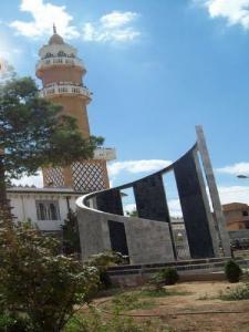 Minaret d'une Mosquée de Djelfa