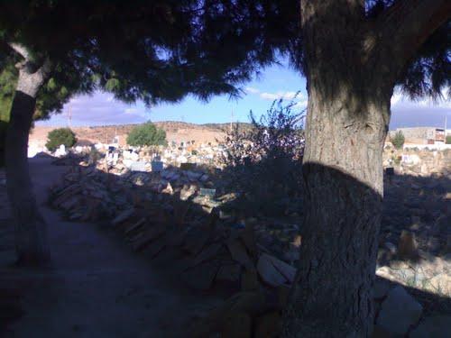 Cimeti�re de la Commune de Ain Maabed (Wilaya de Djelfa)