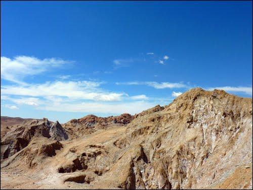 Rocher de Sel �  Ma�bed (Wilaya de Djelfa)
