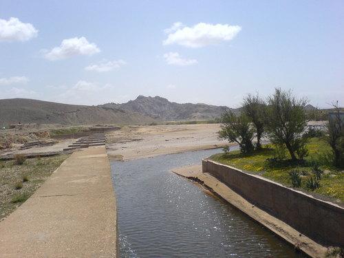 Barrage de Ain Maabed (Wilaya de Djelfa)