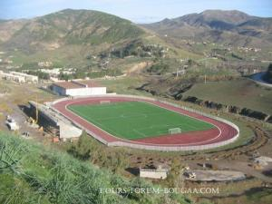 Le nouveau stade de Bougaa