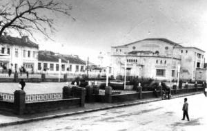 Théâtre de Sétif en 1974