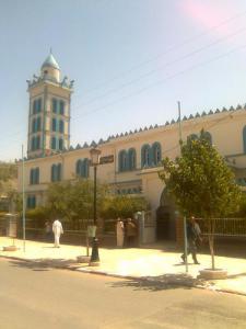 Mosquée du cheikh Mohamed Bachir Ibrahimi
