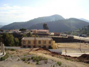 Entrée de la commune de Bordj T'har (Wilaya de Jijel)