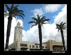 محطة السكة الحديدية لمدينة وهران