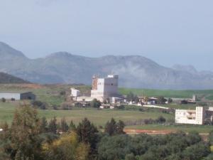 Une usine de Plâtrerie de Jijel