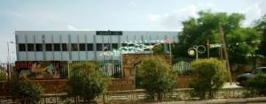 Siege de l'APC de Saida