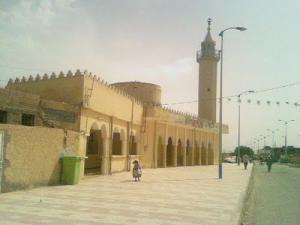 La Grande Mosquée de Ain Skhouna