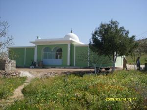 صورة لضريح سيدي عابد