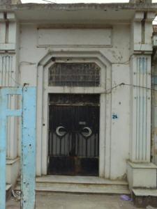 Entrée de l'ancien Hôpital d'El Harrouch