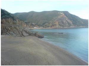 صورة من شاطئ كاريار (ولاية سكيكدة)