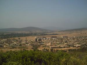 Vue sur la cité de Djendel Saadi Mohamed