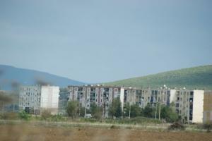 Skikda - Sur la Route de la Commune de Azzaba